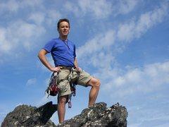 Rock Climbing Photo: Mt Garfield summit - Seattle, WA