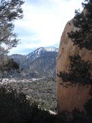 Rock Climbing Photo: View of the South area, from Attitude wall.
