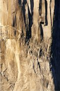 Rock Climbing Photo: Look very close...  2002?