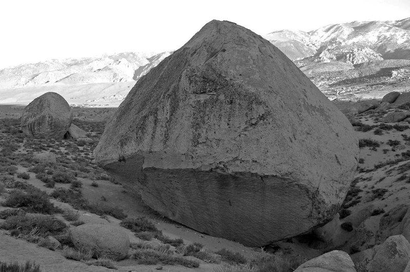 The 'Spectre Boulder'