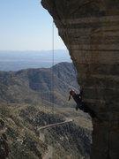 Rock Climbing Photo: Steve's Arete