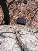 Rock Climbing Photo: Oak Tree Groove.