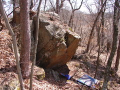 Rock Climbing Photo: Rock Garden Roof
