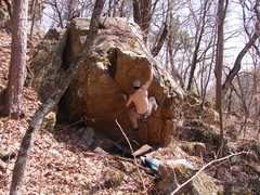 Rock Climbing Photo: Direct.