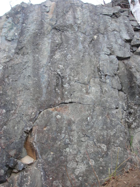 Rock Climbing Photo: Slab