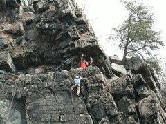 Rock Climbing Photo: just pics