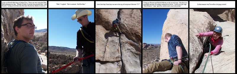 Rock Climbing Photo: Double Cross has at times been known to produce th...