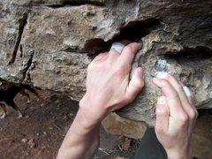 Rock Climbing Photo: Hands