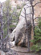 Rock Climbing Photo: Africa Area