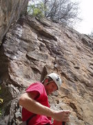 Rock Climbing Photo: Dutch Maiden in the background.  Mammplitude to th...
