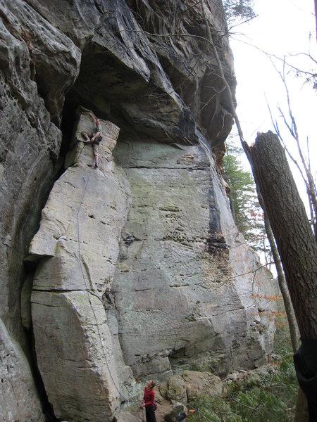 Rock Climbing Photo: Kokopelli, Red River Gorge