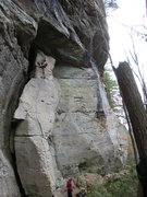 Rock Climbing Photo: Kokopelli, Red River Gorge