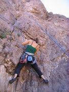 Rock Climbing Photo: rough and readies climbing