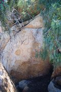 Rock Climbing Photo: Peppertree Boulder