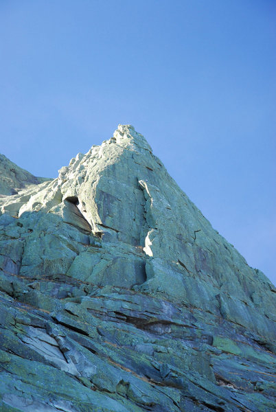 Rock Climbing Photo: The Armadillo