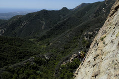 Rock Climbing Photo: Santa Barbara has a little something for everyone....
