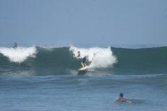 Rock Climbing Photo: surf