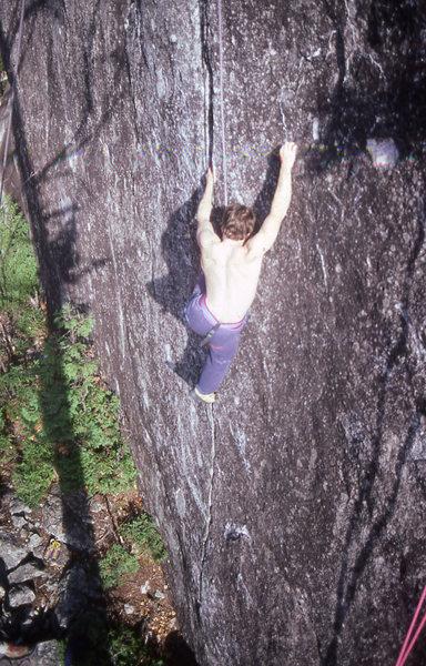 Rock Climbing Photo: Paul Wagener