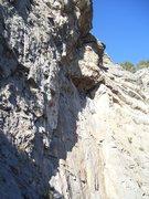 Rock Climbing Photo: The roof of Tatooine is BIG! Some pretty hard proj...
