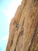 Rock Climbing Photo: Steve Rydalch on Dark Side