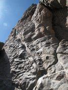 Rock Climbing Photo: The beginning.