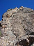 Rock Climbing Photo: NW Chief's Head.