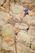 Rock Climbing Photo: Soloing in Eldo!!