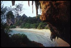 Rock Climbing Photo: pra-nang-beach