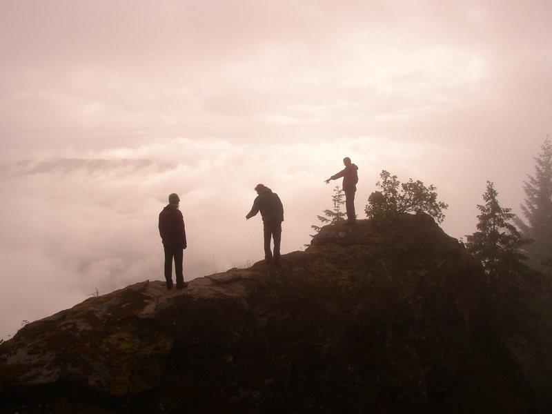 Rock Climbing Photo: Callahan's