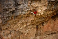 Rock Climbing Photo: Luke K. wow, if anyone thinks this guy gets paid i...