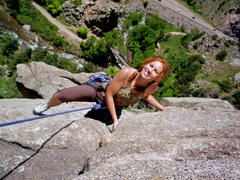 Rock Climbing Photo: one of my favorite photos