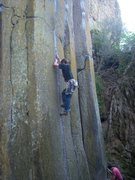 Rock Climbing Photo: thin fingers