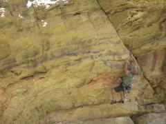 Rock Climbing Photo: Beny, Whiplash.