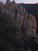 Rock Climbing Photo: Claim Jumper Wall