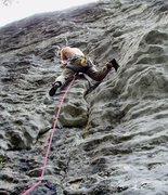 Rock Climbing Photo: Grady is the gorilla i sent