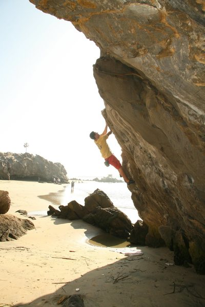 Rock Climbing Photo: Corona Del Mar