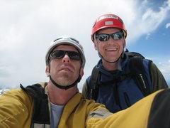 Rock Climbing Photo: Summit.