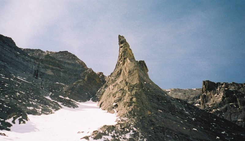 Rock Climbing Photo: The Flying Buttress.