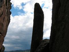 Rock Climbing Photo: The Alter.