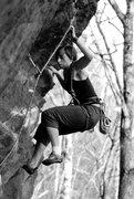 Rock Climbing Photo: cassie cruisin