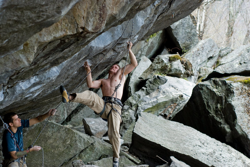 danny on stone monkey