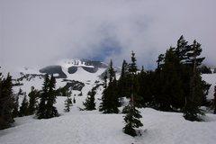 "Rock Climbing Photo: This ""W""-shaped bowl serves as a nice la..."