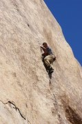 Rock Climbing Photo: Free solo. The second pitch played some Mental phy...