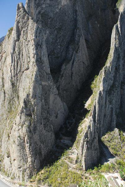 The Virgin Canyon