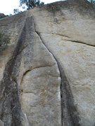 Rock Climbing Photo: Very steep, very hard, very fun