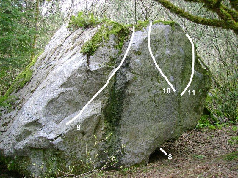 Rock Climbing Photo: 10. Sleight of Pie