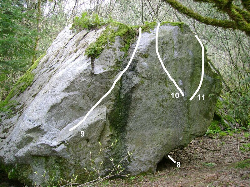 Rock Climbing Photo: 11. Sleight of Foot