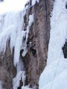 Rock Climbing Photo: Ouray- Chicks With Picks 2009. Tic Tac Toe......Wh...