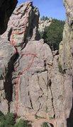Rock Climbing Photo: Photo provided by John Brooks.