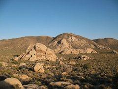Rock Climbing Photo: King Dome, Hall of Horrors, Saddle Rocks, Cowboy C...